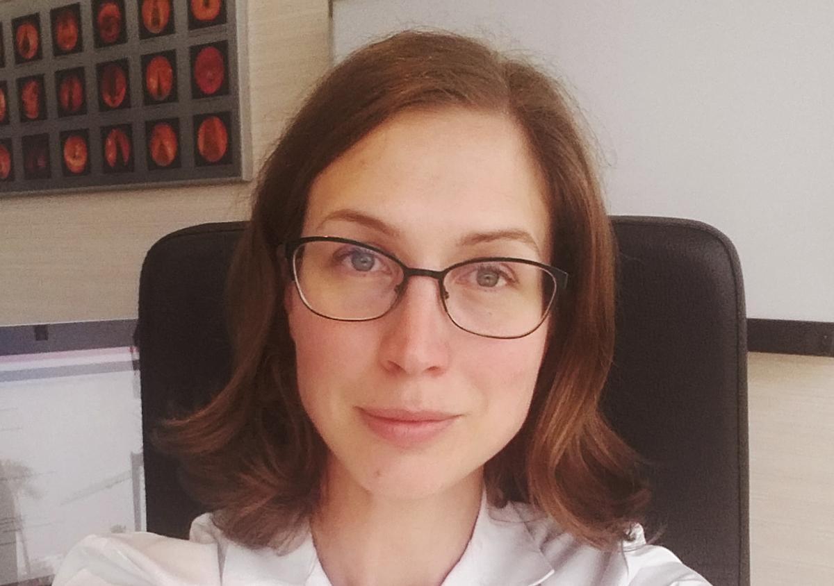 Jennifer Knäpper - Otorrinolaringología