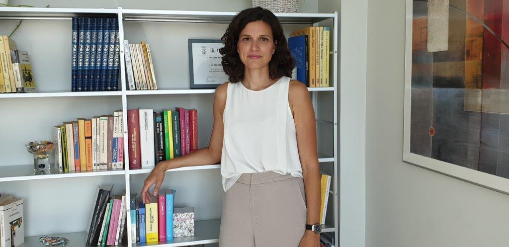 Dra. Anna Belmonte - Psiquiatría