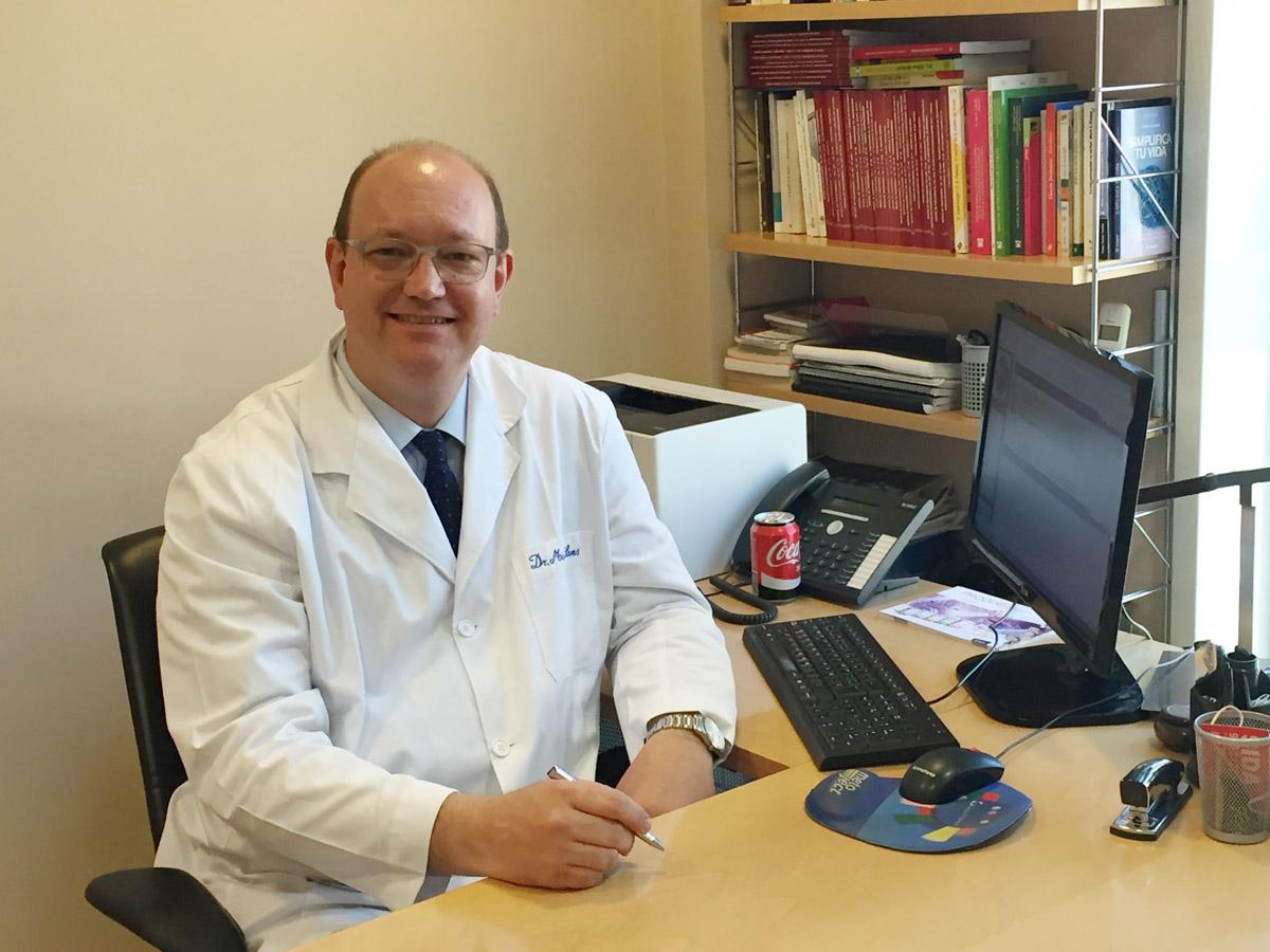 Dr. Miquel Sans Cuffí - Aparato digestivo