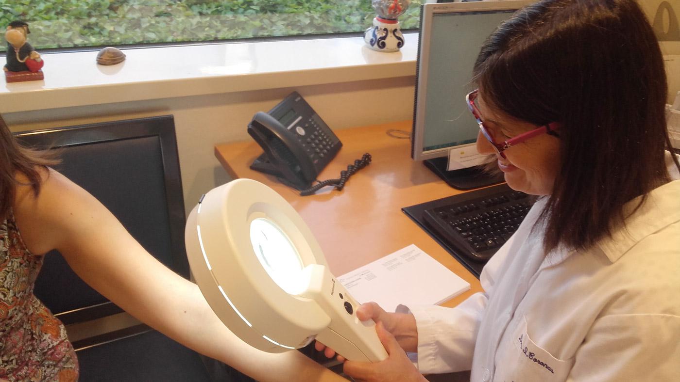 Dra Inma Coronas Guinart - Dermatología
