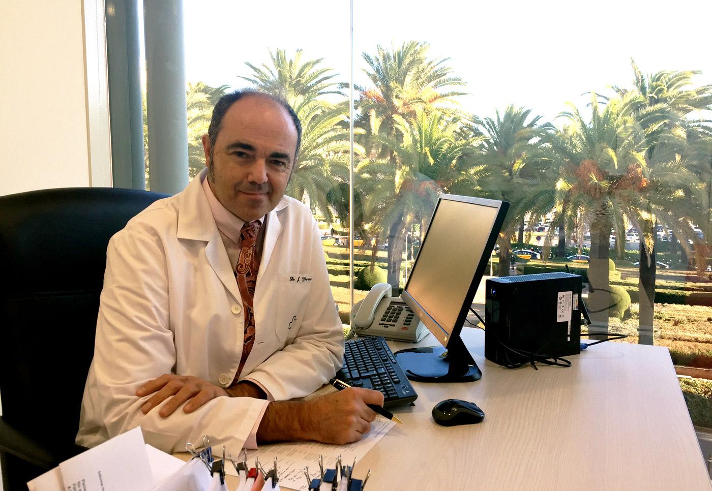 Dr. Juan Ybarra Muñoz - Endocrinología Nutrición