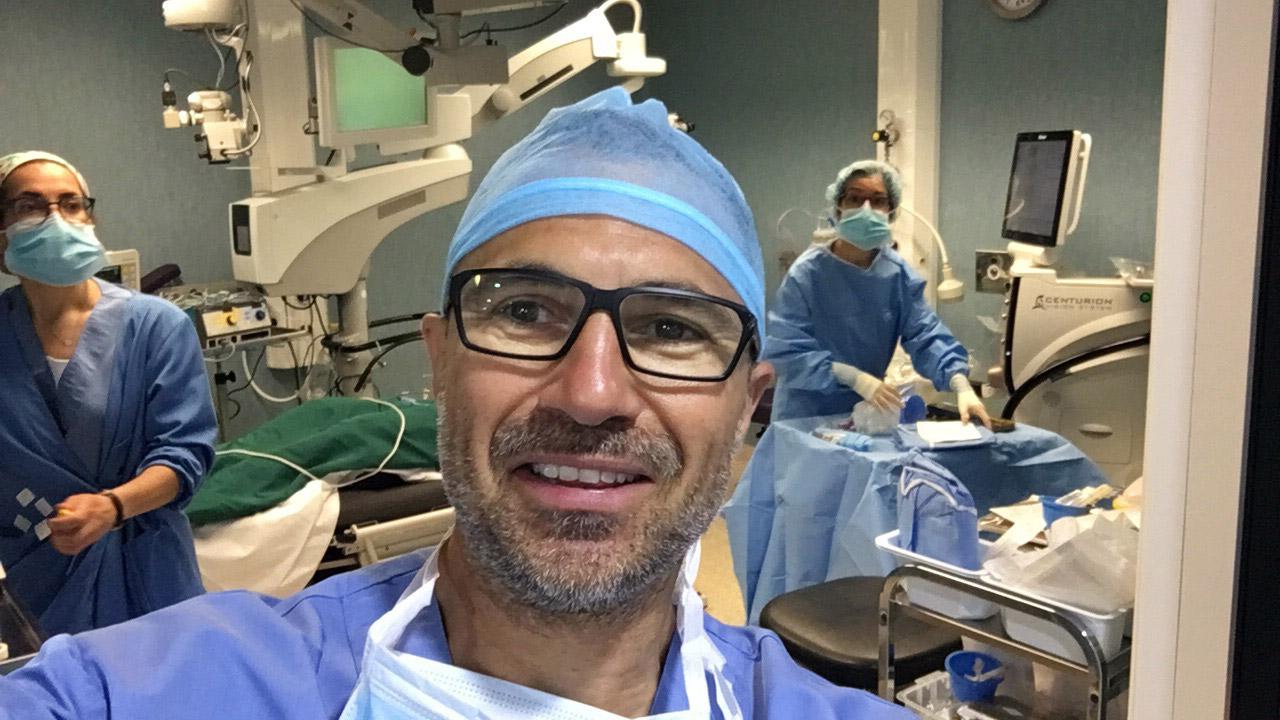 Dr. Ferran Mascaró Zamora - Oftalmología