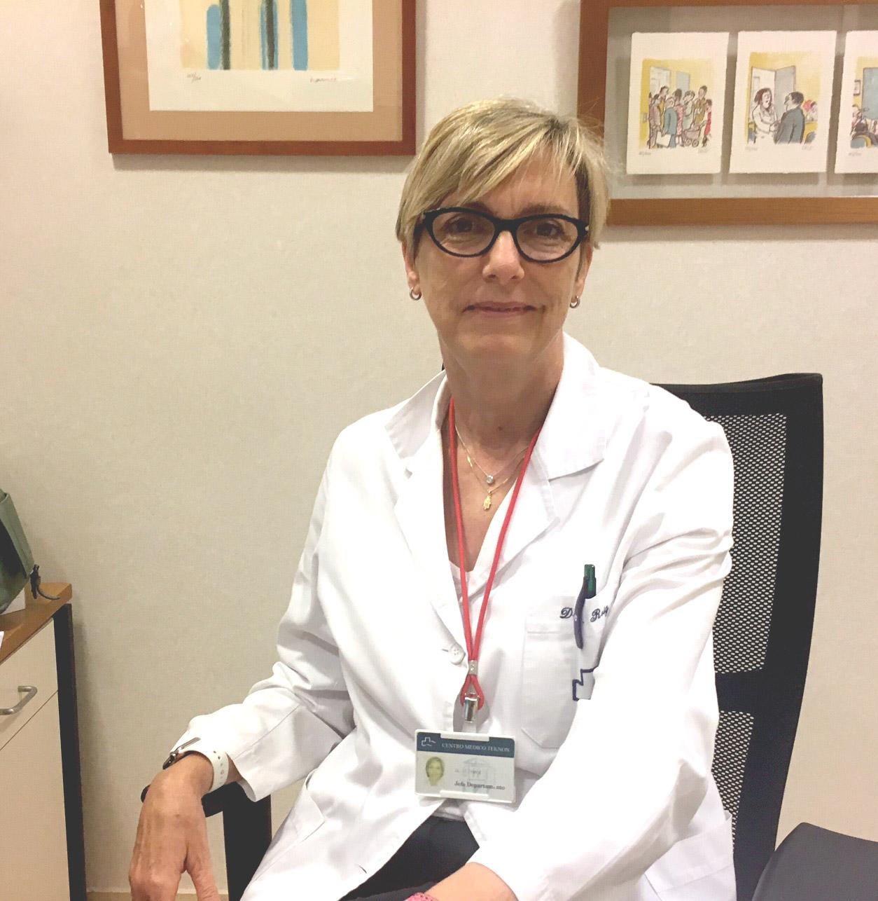 Dra. Susana Roig - Farmacia clínica