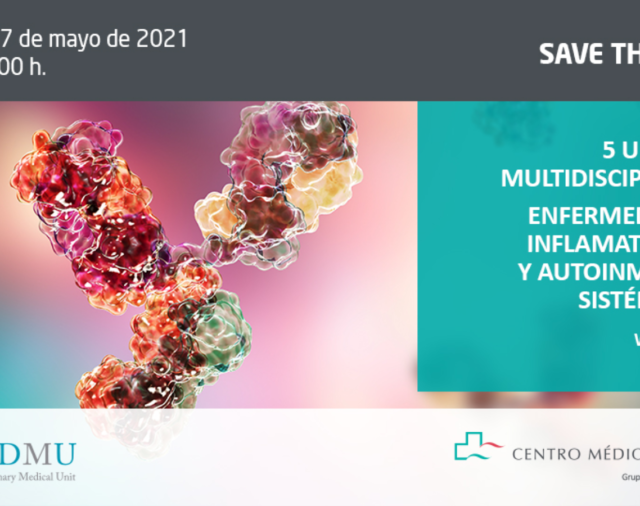5 UPDATE Multidisciplinar Enfermedades inflamatorias y autoinmunes sistémicas
